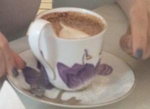 smushi coffee cup