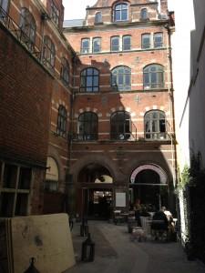 Royal Smushi Entrance